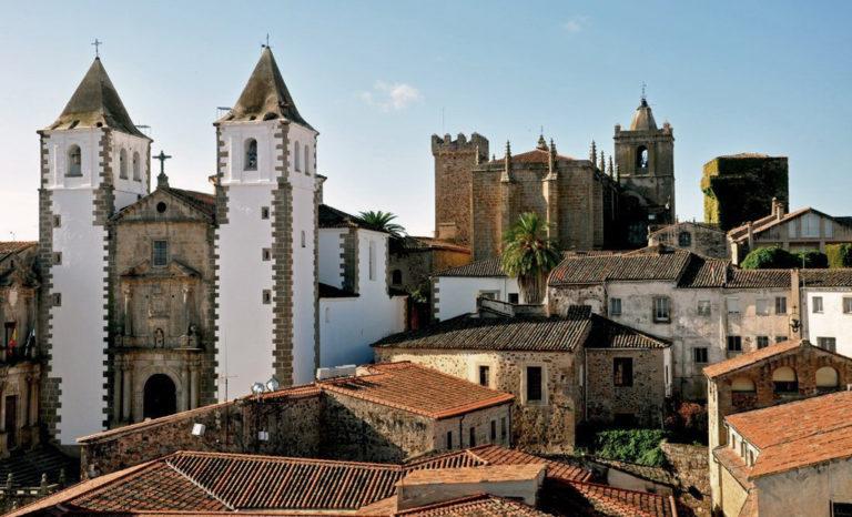 Cáceres Casco Histórico